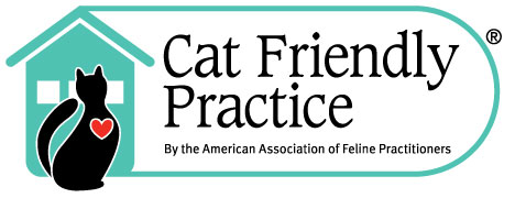We are designated as a cat friendly practice
